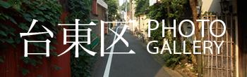台東区 PHOTO GALLERY